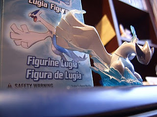Lugia Figurine